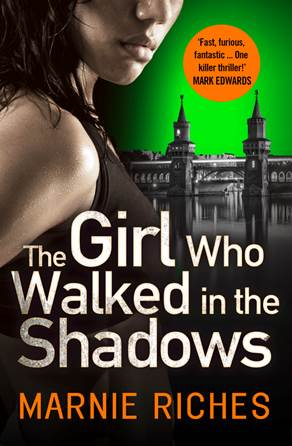 THE GIRL WHO WALKED IN SHADOWS